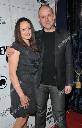 Jessica Malik and Paul Franklin