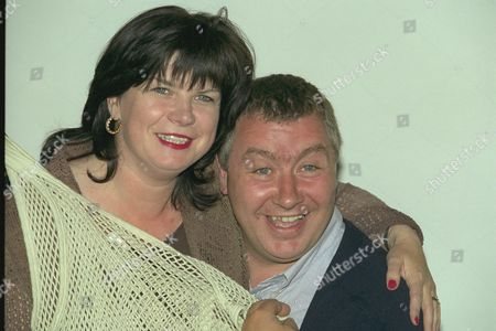 Photocall For New Television Series Of Bbc's Rab C Nesbit. At Photocall Were Gregor Fisher Elaine C Smith Barbara Rafferty & Tony Roper