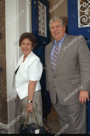 Conservative Party Leadership Contest Parties Gillian Shephard (now Baroness Shephard Of Northwold) And Robert Key.