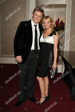 Jonathan Ansell and Debbie King