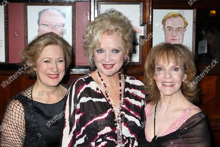 Jayne Atkinson, Christine Ebersole, and Deborah Rush