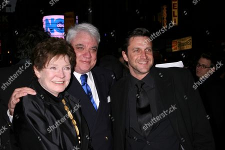 Polly Bergen, Rex Reed, Raul Esparza