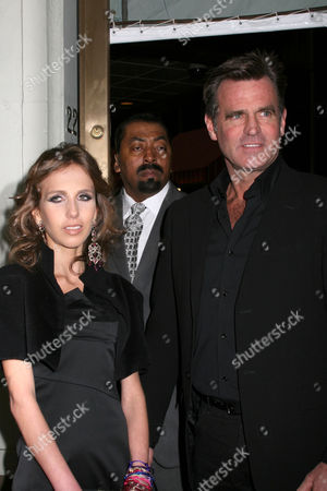 Allegra Versace Beck and Paul Beck