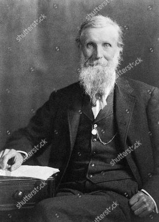 John Muir (1838-1914). American (Scottish-Born) Naturalist. Photograph, C1909.