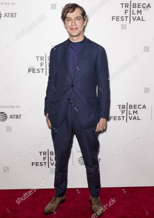 Editorial picture of 'The Circle' screening, Arrivals, Tribeca Film Festival, New York, USA - 26 Apr 2017