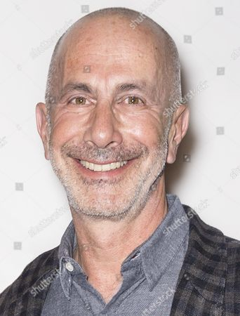 Stock Photo of Producer Russell Levine