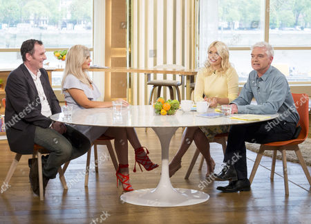 Editorial picture of 'This Morning' TV show, London, UK - 27 Apr 2017