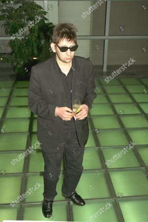 Stock Image of Bbc Photocall For This Autumns Arts Programmes... Shane MacGowan Former Lead Singer With The Pogues Whose Life Story Is Told In A Bbc Documentary Called 'the Great Hunger On' Bbc2.