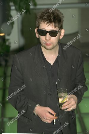 Bbc Photocall For This Autumns Arts Programmes. Shane MacGowan Former Lead Singer With The Pogues His Life Story Is Bbc Documentary Called The Great Hunger On Bbc2.