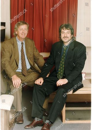 Dick Clement And Ian La Frenais Scriptwriters