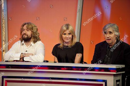 Justin Lee Collins, Michelle Collins, Phil Redmond.