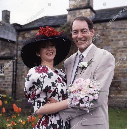 It's the day of Jack and Sarah's wedding - with Sarah Connolly, as played by Madeleine Howard, and Jack Sugden, as played by Clive Hornby. (Ep 1870 - 19th May 1994).