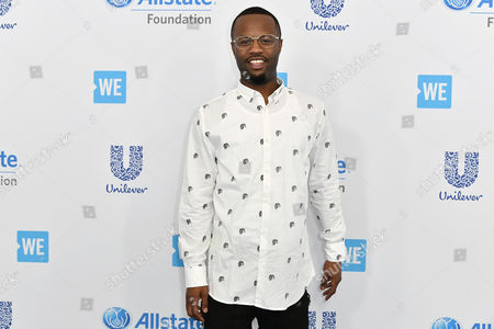 Editorial image of WE Day California, Arrivals, Los Angeles, USA - 27 Apr 2017