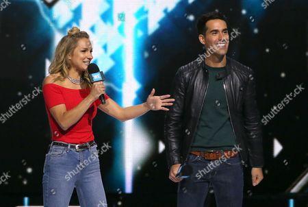 Chelsea Briggs and Daniel Fernandez