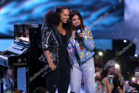 Editorial photo of WE Day California, Show, Los Angeles, USA - 27 Apr 2017