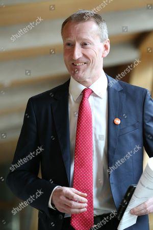Editorial photo of Scottish Parliament First Minister's Questions, Edinburgh, Scotland, UK - 27 Apr 2017