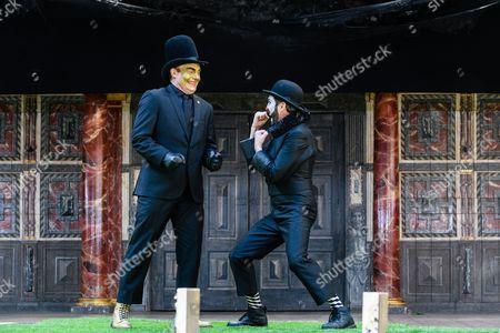Tim Chipping (Paris), Gareth Snook (Lord Capulet)