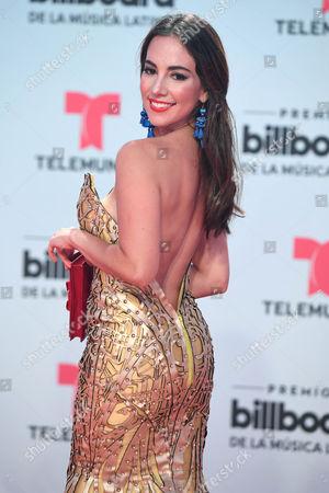 Stock Picture of Mariana Atencio