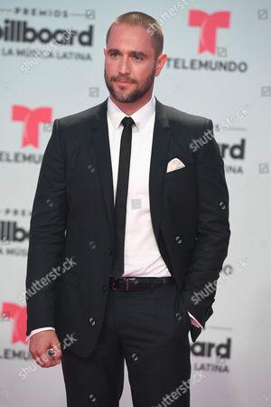 Editorial image of 2017 Billboard Latin Music Awards, Arrivals, Miami, USA - 27 Apr 2017