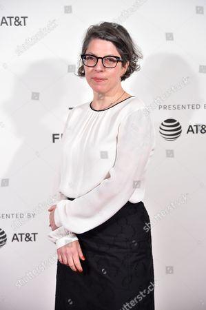 Editorial image of Tribeca Film Festival Awards Night, Arrivals, New York, USA - 27 Apr 2017