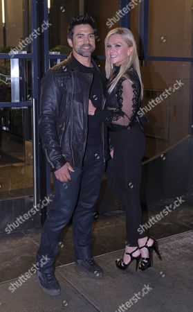 Eddie Judge and Tamra Judge