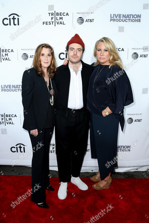Paula Weinstein, Daniel Kaufman, Heather Parry