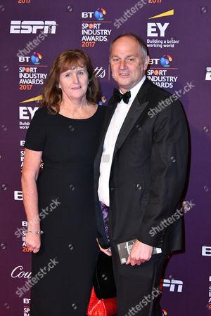 Ann Redgrave, Steve Redgrave