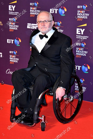 Stock Picture of Sir Philip Craven