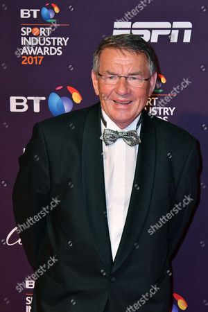 Editorial photo of BT Sport Industry Awards, London, UK - 27 Apr 2017