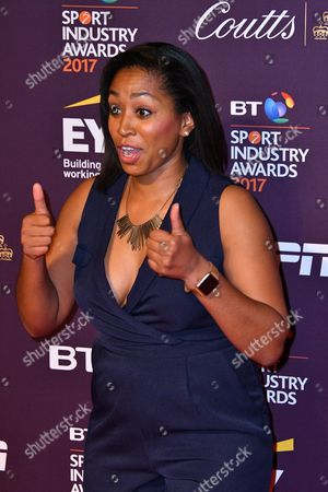 Editorial image of BT Sport Industry Awards, London, UK - 27 Apr 2017