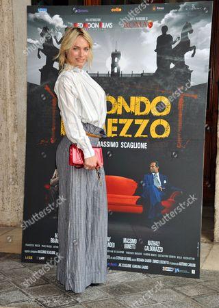 Stock Photo of Laura Forgia