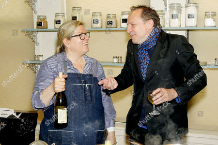 Chef Maria Sinskey, Arnaud Viard