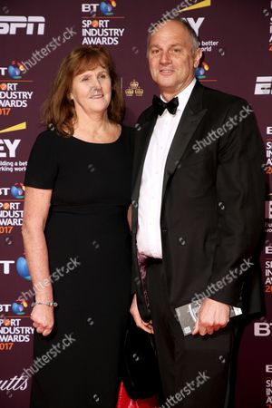 Editorial picture of BT Sport Industry Awards, London, UK - 27 Apr 2017