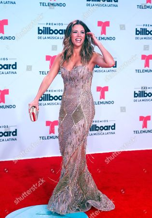 Editorial image of Latin Billboard Awards, Coral Gables, USA - 27 Apr 2017