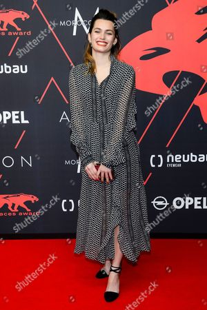 Editorial photo of New Faces Awards Ceremony, Berlin, Germany - 27 Apr 2017