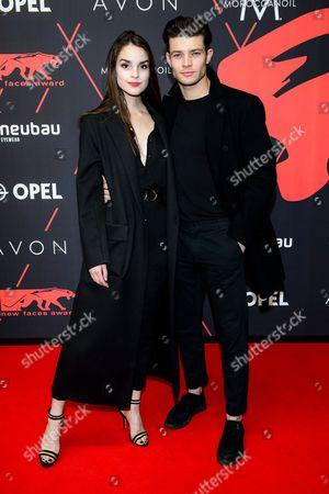 Luise Befort and Eugen Bauder