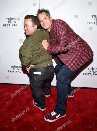 Stock Picture of Jason Acuna, Jeff Tremaine