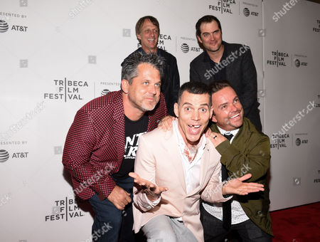 Editorial picture of 'DUMB: The Story Of Big Brother Magazine' screening, Tribeca Film Festival, New York, USA - 27 Apr 2017