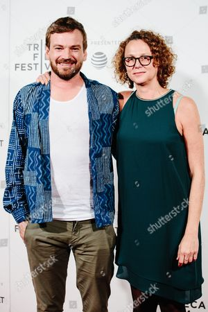 Guillermo Pfening and Julia Solomonoff