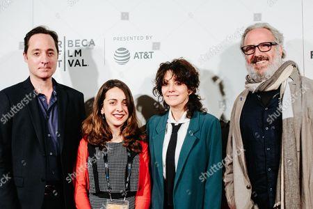 Editorial picture of 2017 Tribeca Film Festival Awards, New York, USA - 27 Apr 2017
