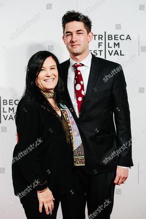 Barbara Kopple and David Wilson