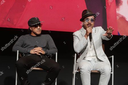 Editorial image of 'The Get Down' TV show FYC panel, Los Angeles, USA - 27 Apr 2017