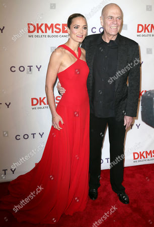 Editorial image of 11th Annual DKMS 'Big Love' Gala, Arrivals, New York - 27 Apr 2017