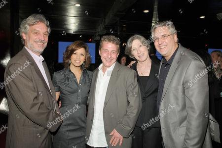 Rory O'Connor, Eva Longoria Parker, U. Roberto Romano, Susan MacLaury and Albie Hecht