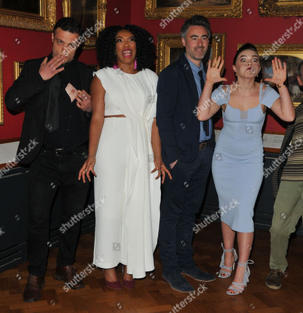 Cosmo Jarvis, Naomi Ackie, William Oldroyd, Florence Pugh