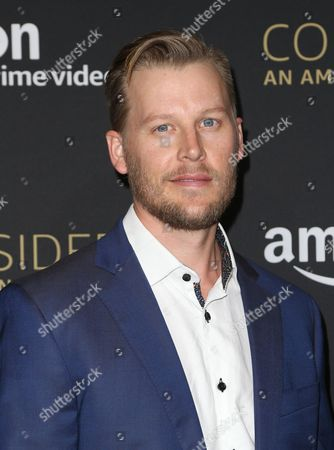Editorial image of 'Z: The Beginning Of Everything' Emmy FYC screening, Arrivals, Los Angeles, USA - 27 Apr 2017