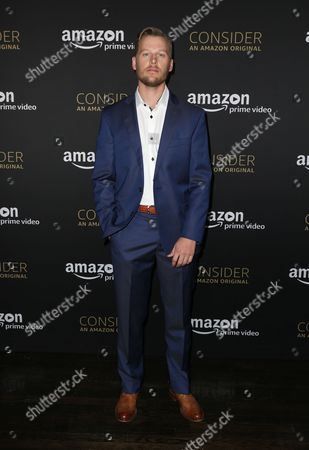 Editorial photo of 'Z: The Beginning Of Everything' Emmy FYC screening, Arrivals, Los Angeles, USA - 27 Apr 2017