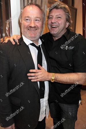 Vince Power and Mark Fuller