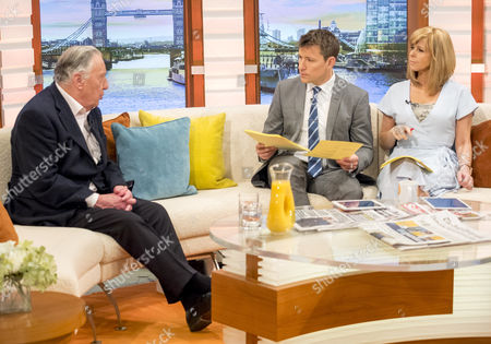 Editorial picture of 'Good Morning Britain' TV show, London, UK - 28 Apr 2017