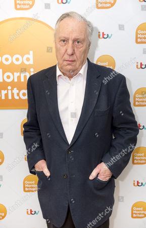 Editorial image of 'Good Morning Britain' TV show, London, UK - 28 Apr 2017